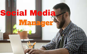 I will be your professional digital marketing and social media marketing manager