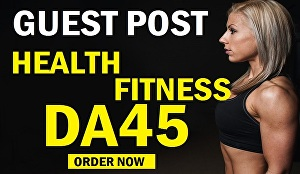 I will get your link published on DA32 Health & Fitness Blog