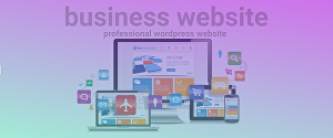 I will build business, ecommerce or blog website