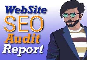 I will visit your site to make  the best SEO audit report
