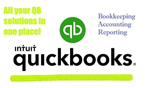 I will do bookkeeping using QuickBooks online or desktop and Excel