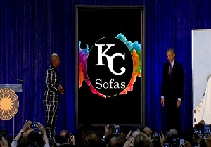 I will unveil the portrait of your image, logo by obama, michelle