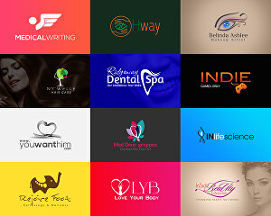 I will create  3 concept of logo design