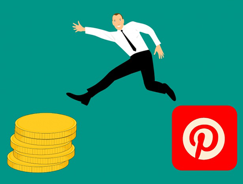 design SEO friendly pinterest pin for targeted traffic