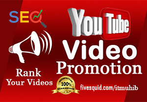 I will do SEO on youtube video to improve ranking