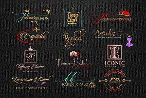 I will Make Creative Signature Logo Handwritten