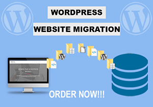 I will migrate wordpress website or transfer wordpress website