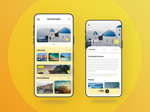 I will design awesome UI for your App