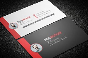 I will create amazing and professional business cards