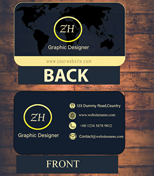 I will Do Different stylish business card design For You