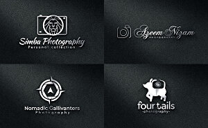 I will design Luxury Business logo in 24 hour