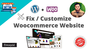 I will fix any woocommerce issues and customize themes for you