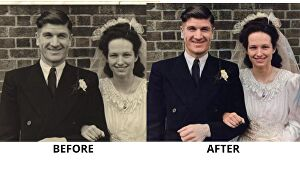 I will Colorize your 10  Black and White Pictures or Images