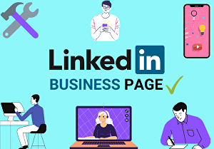 I will Setup and Optimize your LinkedIn Business Page
