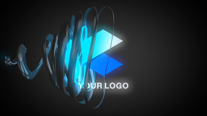 I will create 2 professional logo animation video in 24H
