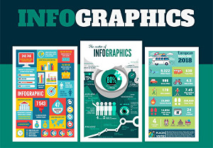 I will design an  eye catching infographic