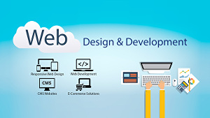 I will design and develop your website using html5 css3 and bootstrap4