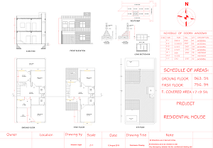I will draw 2d Architectural floor plans of commercial and residential building