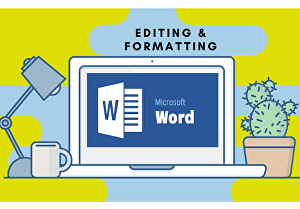 I will redesign,format and edit your word document