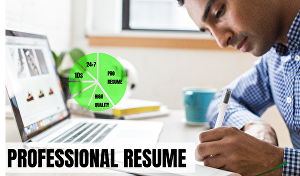 I will professionally create  your resume