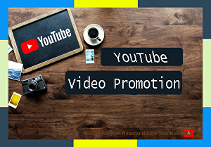 I will do organic video promotion