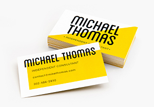 I will create unique and professional business cards