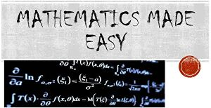 I will provide assistance in completing Mathematics homework/assignments for both school and coll