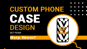 I will create a unique custom professional design for a mobile phone case