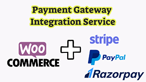 I will integrate payment gateway in woocommerce sites