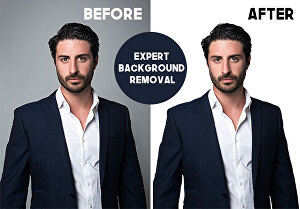 I will Remove Background from your photos or product images professionally
