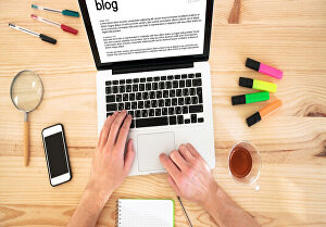 I will write a Blog Post on any topic