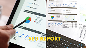 I will create a premium SEO report