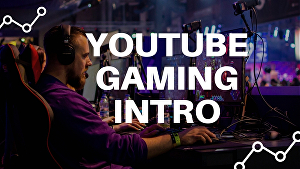 I will create youtube gaming intro