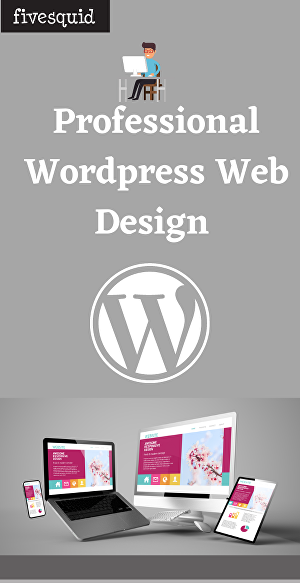 I will do WordPress website design and WordPress web development