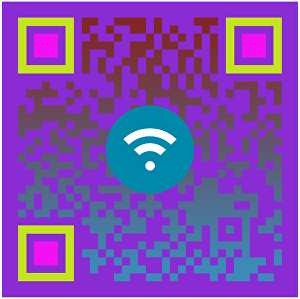 I will create professional qr code design with your product