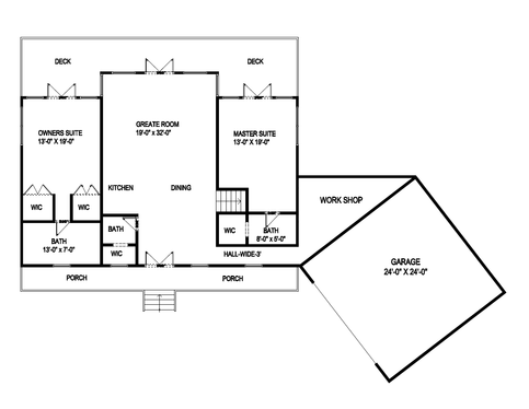 redraw floor plan for real estate agents, property manager, etc