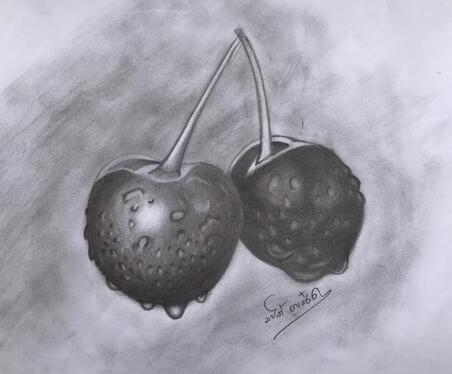 pencil sketch any of your portraits