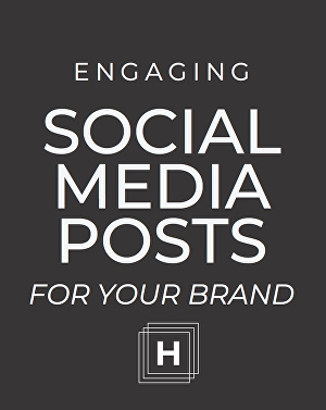 I will write 7 social media posts for your business