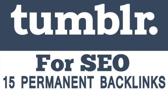 Provide You 15 Tumblr PA 70 to 50 PBN Permanent Back links for £10