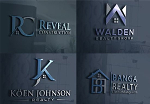 I will do real estate, construction, property logo design for your business