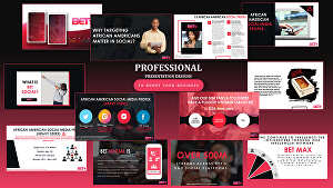 I will design professional powerpoint