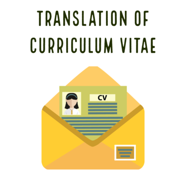 translate your CV from English to Spanish
