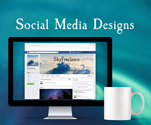 I will create your awesome social media graphics