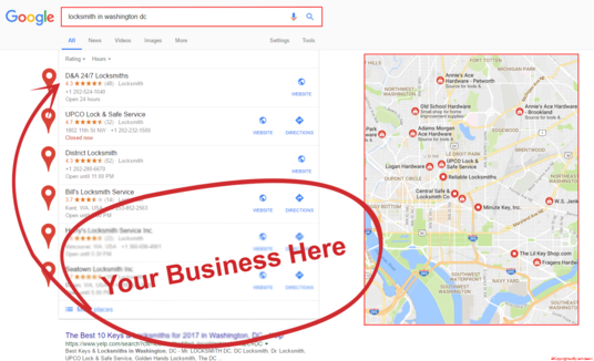 cccccc-do 350 google maps citations for local business SEO
