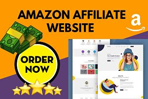 I will setup profitable amazon affiliate website without API key