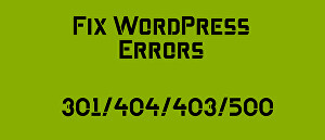 I will fix wordpress issues, error, css, bugs, security
