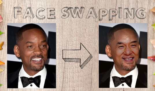swap your face with a famous person