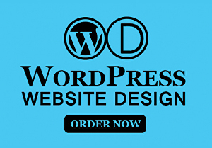 I will build wordpress website or develop wordpress website
