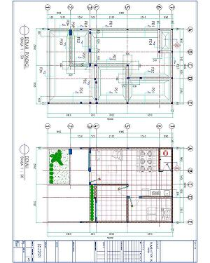 I will convert your sketch into autocad drawings