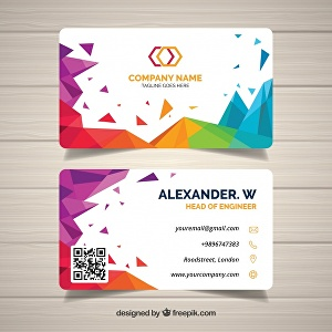 I will Create an amazing and unique business card